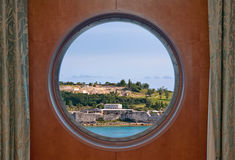 Святой Катрин форта в Бермудских Островах Стоковое Изображение RF