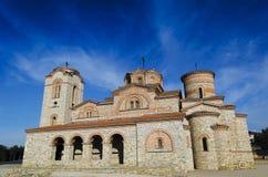 Святой милосердное Ohrid Стоковые Изображения RF