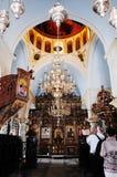 Святой монастырь TOURLIANI Стоковое Фото