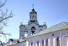 Святой монастырь Transfiguration. стоковое фото