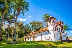 Святой музей изобразительных искусств Uberaba, мины Gerais - Бразилия стоковые фотографии rf