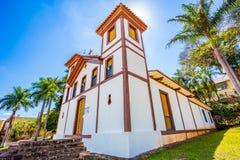 Святой музей изобразительных искусств Uberaba, мины Gerais - Бразилия стоковая фотография rf