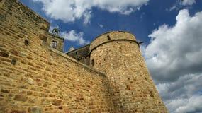 святой Нормандии mont Франции michel Стоковое фото RF