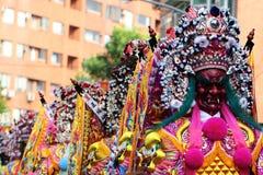 Святой парад генералов стоковые изображения