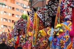Святой парад генералов стоковое фото rf