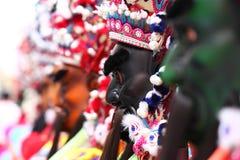 Святой парад генералов стоковое фото