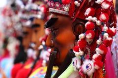 Святой парад генералов стоковое изображение rf