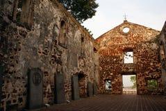 святой Паыля церков Стоковая Фотография