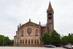 святой Паыля peter церков Стоковые Изображения RF