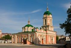 святой пророка elias церков правоверное Стоковое фото RF