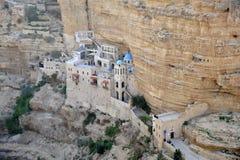 святой скита george Израиля стоковые фотографии rf