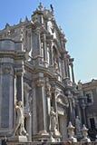 святой собора agatha Стоковое Изображение RF