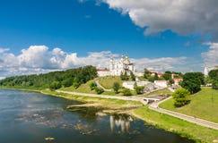 Святой собор предположения предположения Витебск, Беларусь Стоковое Фото