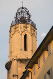 Святой дух - церковь Esprit Святого, AIX-en-Провансаль стоковые фотографии rf