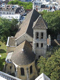 святой церков de montmartre paris pierre Стоковые Изображения RF