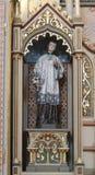 Святой Aloysius Стоковое фото RF