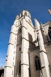 Святой Bénigne Дижон Burgundy собора стоковая фотография rf
