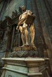 Святой Bartolomeus Стоковые Изображения RF