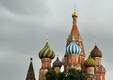 Святой Basil& x27 Москвы; собор s Стоковое Фото