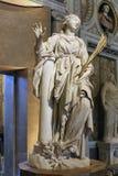 Святой Bibiana скульптуры Gian Lorenzo Bernini стоковое изображение