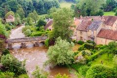 Святой Céneri le Gérei, Франция Стоковая Фотография