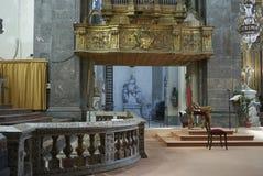 святой dominic церков стоковое изображение rf