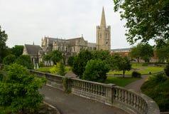 святой dublin patrick s церков стоковое фото rf