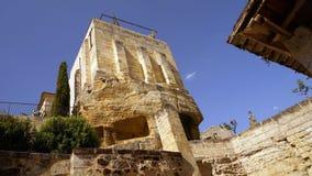 Святой Emilion Стоковое Изображение
