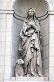 Святой Genevieve Стоковые Изображения