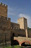 святой george замока Стоковое Изображение