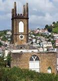 Святой Georges, Гренада, карибская стоковая фотография