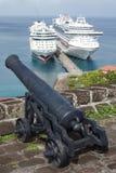 Святой Georges, Гренада, карибская Стоковое Изображение