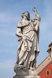 святой james стоковое изображение rf