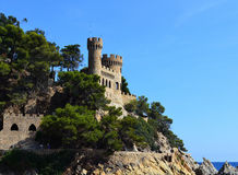 святой joan замока Стоковая Фотография RF