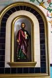 Святой Jude Thaddeus стоковая фотография