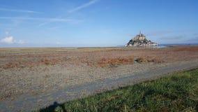 Святой Michel Mont Стоковое Фото