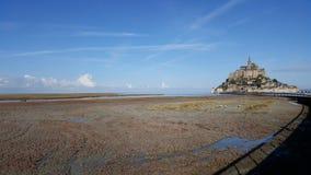 Святой Michel Mont Стоковое Изображение