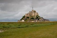 святой mont michel Стоковые Изображения RF