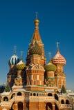 святой moscow s собора базилика Стоковые Фото