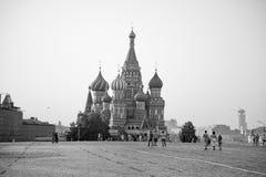 святой moscow s собора базилика Стоковое Изображение RF