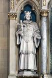 святой nepomuk john Стоковая Фотография RF