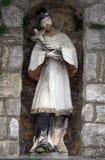 святой nepomuk john Стоковые Фотографии RF