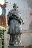 святой nepomuk john Стоковое фото RF