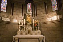 святой nicholas собора Стоковое Изображение