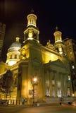 святой nyc демикотона baptiste Стоковое фото RF