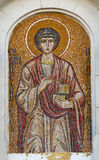 святой pantaleon иконы Стоковые Фотографии RF