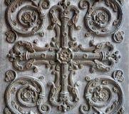 святой paris строба детали denis стоковое изображение rf
