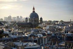 святой paris церков augustin Стоковое Фото