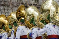святой patrick s парада дня Стоковое Фото