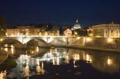 святой peter собора моста Стоковая Фотография